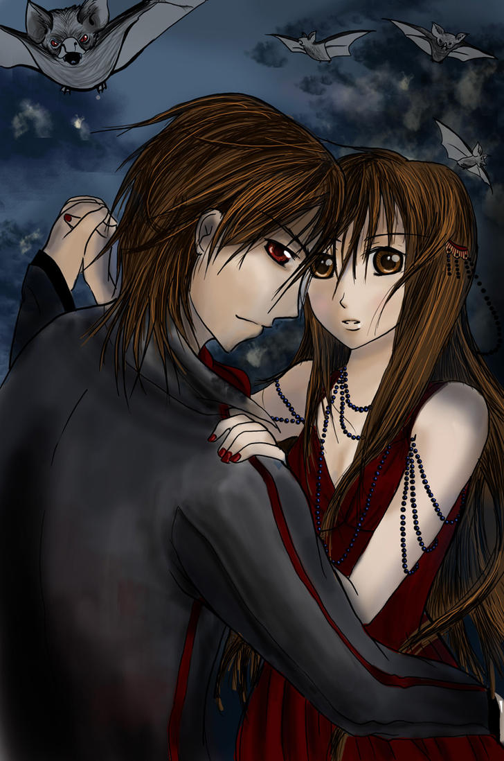Vampire Knight: Midnight Waltz by Chiharu-chan02