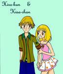 Hiro and Kisa