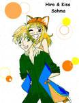 Hiro and Kisa 2