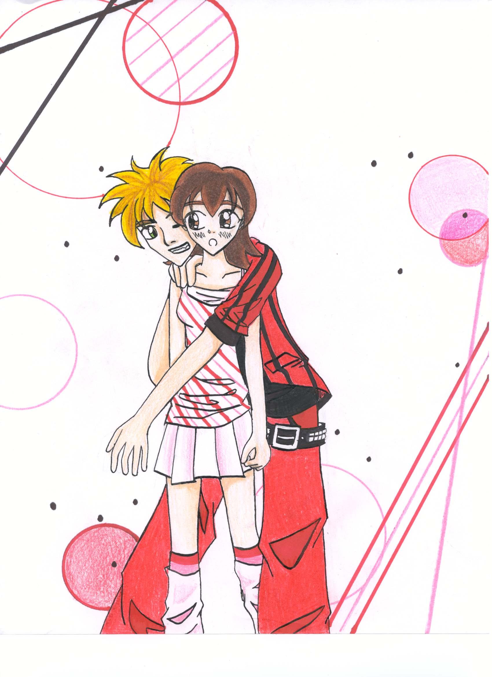 Daichi and Sachi