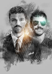 The Devil's Double - Latif and Uday by Etienne-Ripzaad
