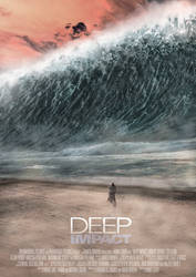 Deep Impact Poster by Etienne-Ripzaad