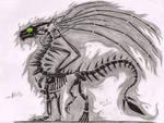 Airis the Spectral Dragon