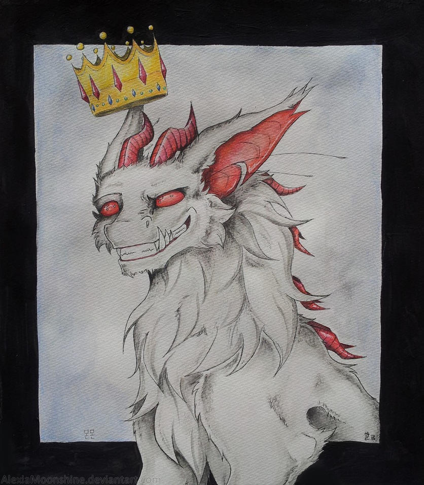 .: The King :. by AlexiaMoonshine