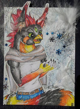 ACEO - Phoeline