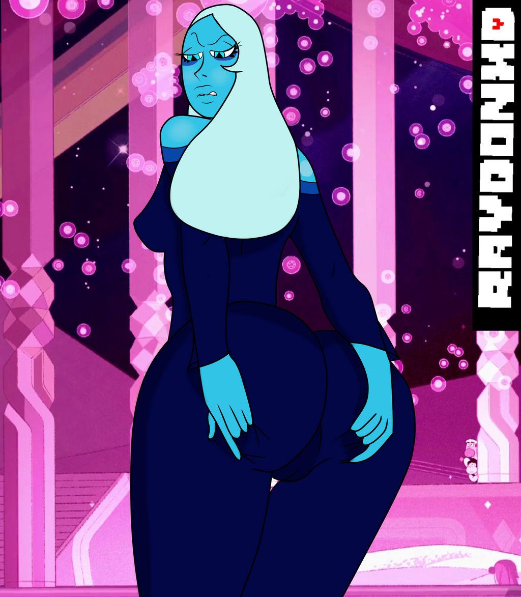 Sexy Blue Diamondsteven Universe By Raydonxd On Deviantart-9473