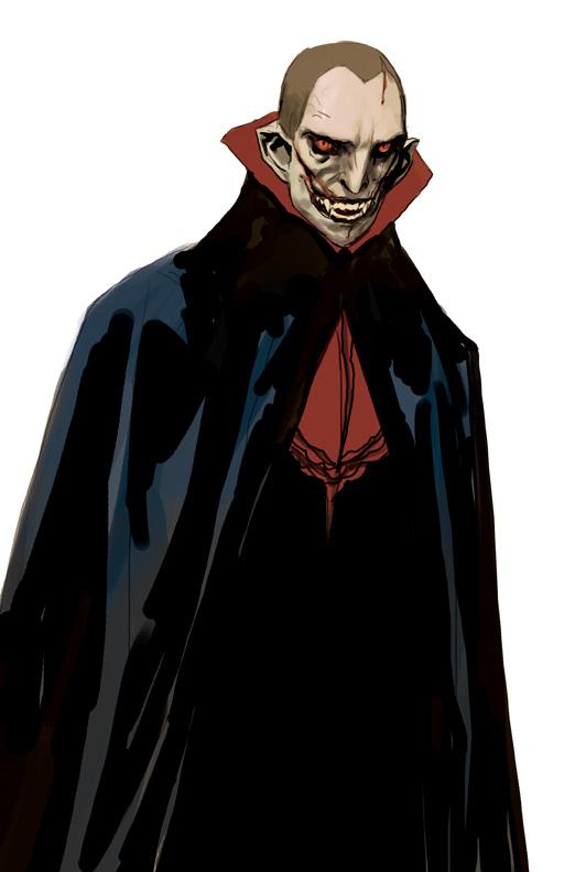 Dracula by dogmeatsausage