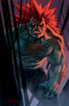 Blanka Street Fighter Tribute