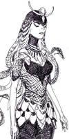 Medusa concepts detail