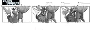 starscream transformers prime panel 2 by dogmeatsausage