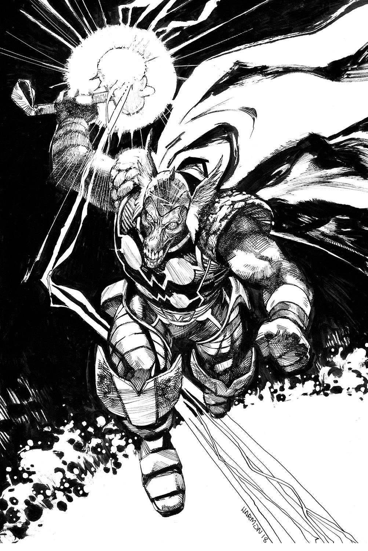 Beta Ray Bill (Thor)