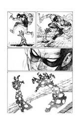 Daredevil 4 by dogmeatsausage