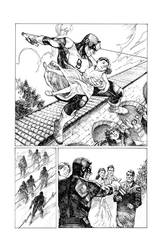 Daredevil 5 by dogmeatsausage