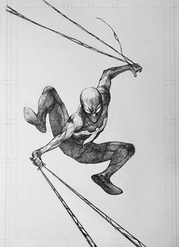 Symbiote spiderman
