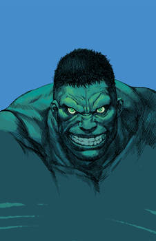Im Hulk Color