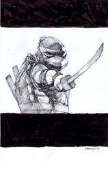 TMNT movie Leonardo