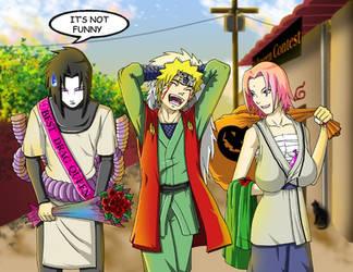 Naruto: Halloween Special by JJ-ANIME