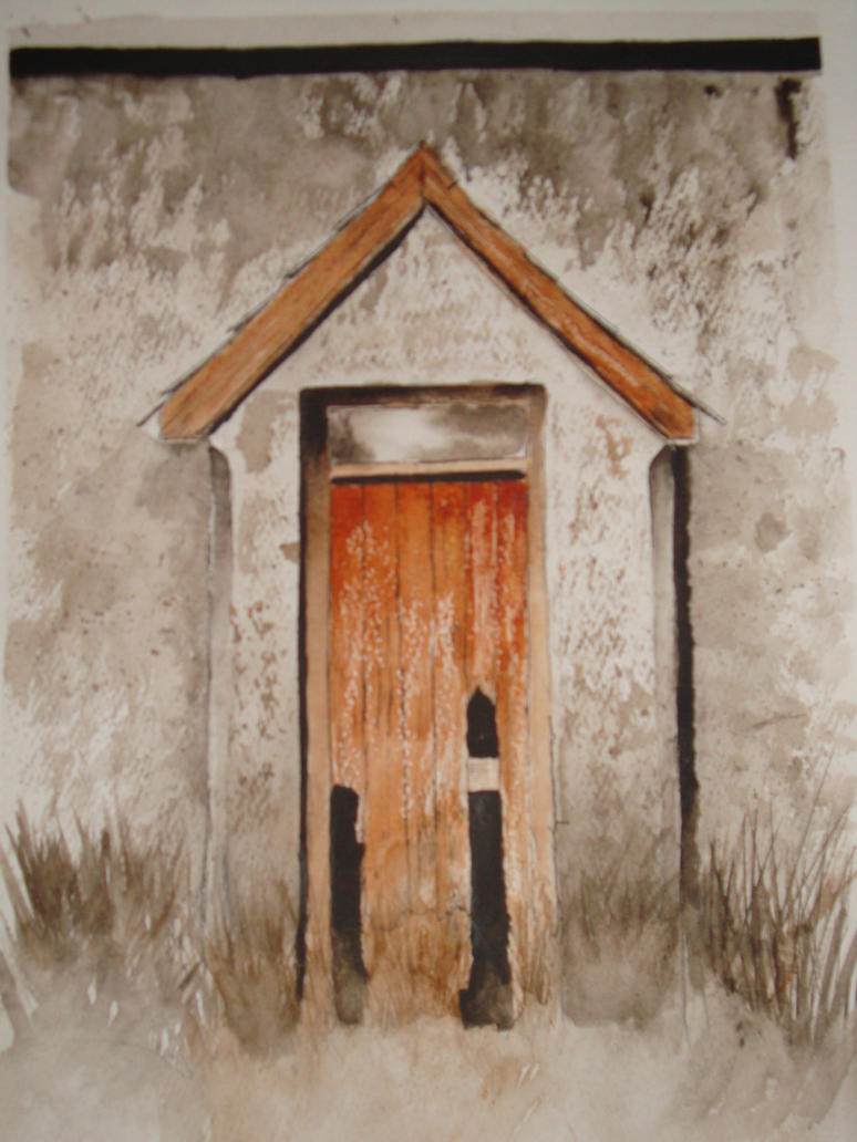 The Old Door by Teeno2007