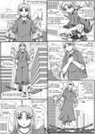 Angelena and Jennie's Childhood Page 1 by Janvill by Jennie-zilla