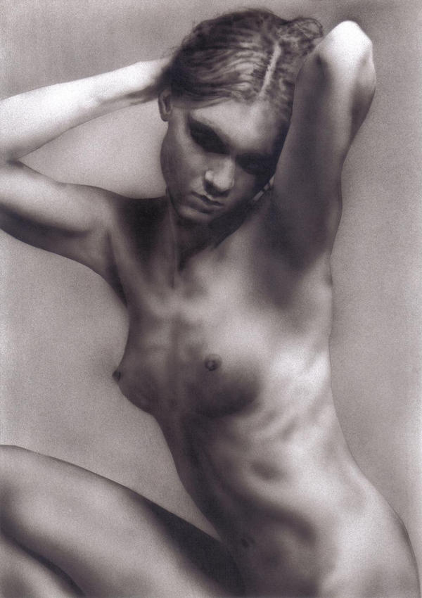 Nude by KayIglerART