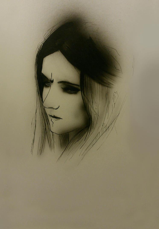 Little Sketch by KayIglerART