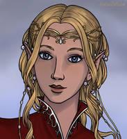 Princess Artanis by Aylatha