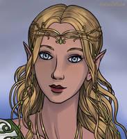 Golden Princess by Aylatha