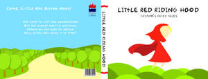 Red Riding Hood - Book Cover for Children