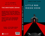 Red Riding Hood - Book Cover for Teens