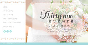 Thirty One Events - Home Page