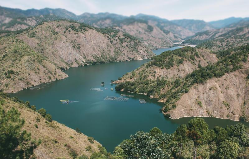 Sapphire Reservoir by ZefCypher