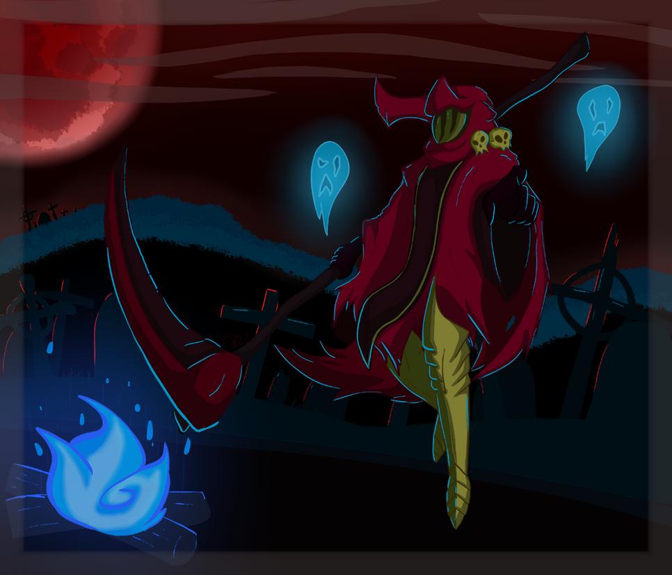 Specter Knight Fanart By Noirthedragon On Deviantart