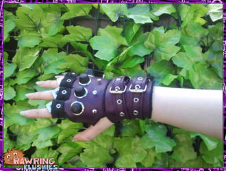 Bruiser Glove by RawringCrafts