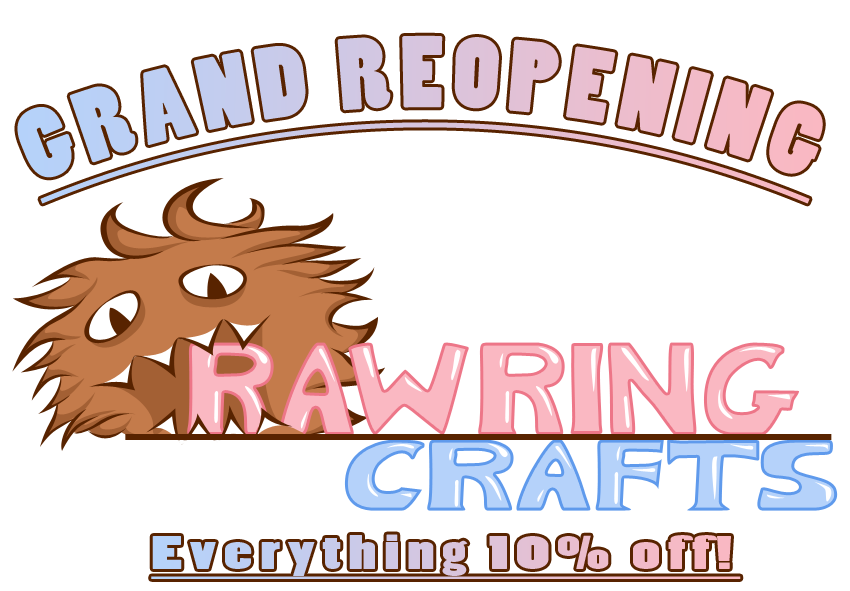 Reopening by RawringCrafts