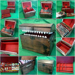 The Dungeon Master's Mimic by RawringCrafts