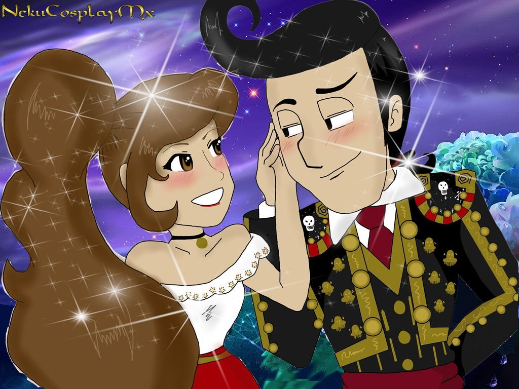 The Book Of Life Maria And Manolo By Nekucosplaymx On Deviantart