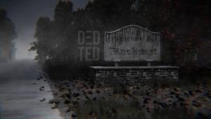 Silent Hill inspired horror game test render