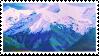 Mountain Stamp