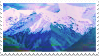 Mountain Stamp by SheviEdge