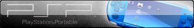 PSP fan button by SheviEdge
