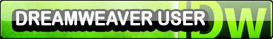 Dreamweaver User button by SheviEdge