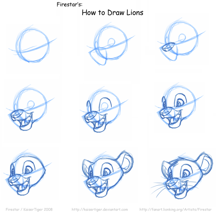 bases para leon How_to_draw__Firestar_style_by_KaiserTiger