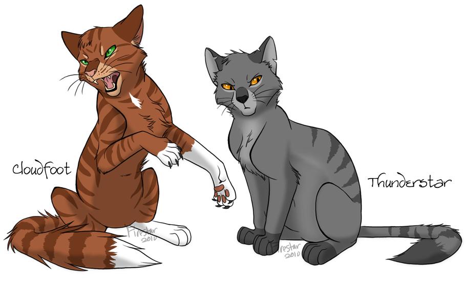Warrior Cats Mosspaw