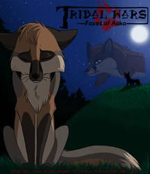Tribal Wars: Cover by KaiserTiger