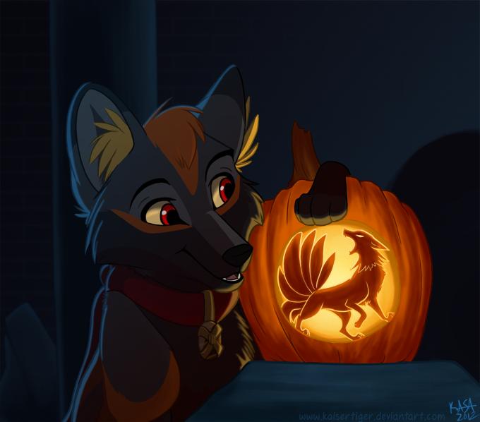 KF: Exiga's Pumpkin by KaiserTiger
