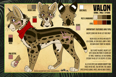 Valon: 2019 Ref by KaiserTiger