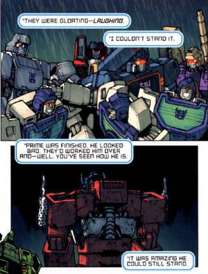 Optimus Prime (IDW Comics) Best Feats Compilation by Varia31 on