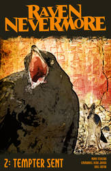 Raven Nevermore 2 Cover Concept