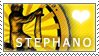 Support Stephano Stamp. by ChocoGumi