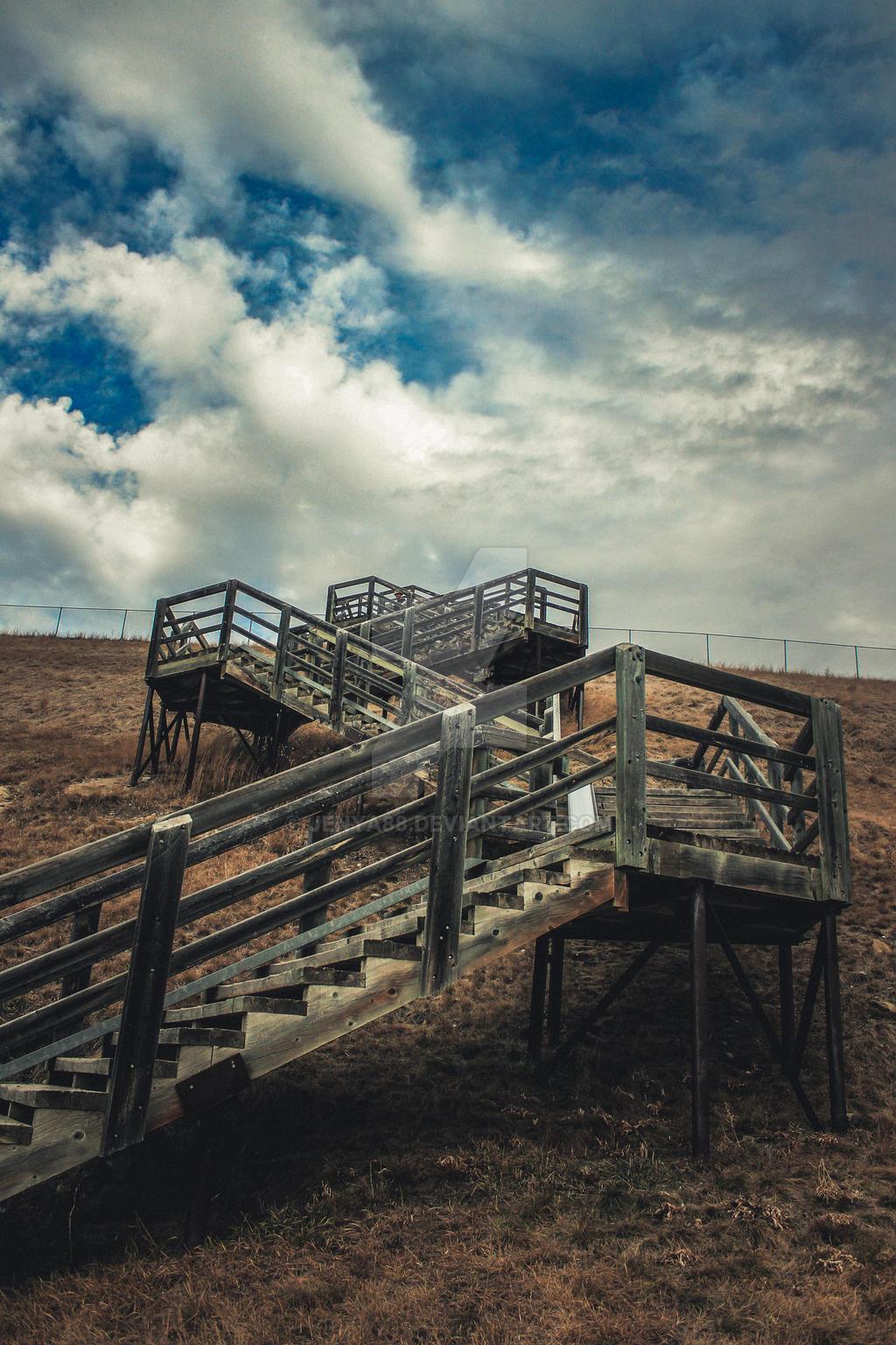 Stairway to Battalion Park